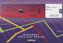 """Photo of [Nuovo Singolo] GIOVANNI RUSSO in arte JORYS annuncia il nuovo singolo """"Winsummer"""" in feat Martaw prod. Gotan"""