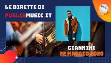 """Photo of [Dirette Live] Ospite del  format """"Le dirette Live@Home"""" GIANNINI in diretta Live sulla pagina Facebook di Pugliamusic – 22 maggio h. 20:00"""