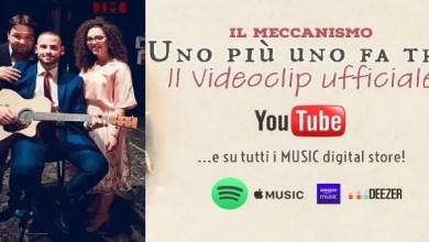 """Photo of [Nuovo Singolo&Video] """"UNO PIU' UNO FA TRE"""" il nuovo singolo e video de IL MECCANISMO, il rock romantico della band di Torremaggiore"""