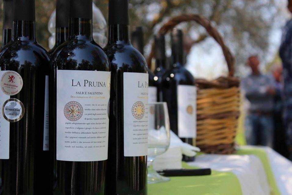 Award winning wines by La Pruina