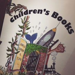 Being a primary school teacher kind of makes you passionate about children's books - oops!