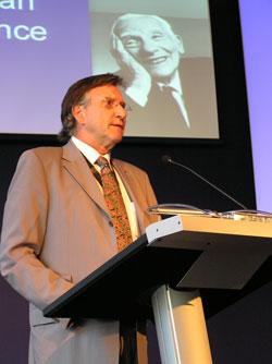 Amb. Svein Sevje, Ambassador of Norway to the Sudan