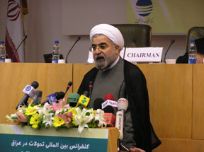 Dr. Hassan Rouhani, Director, Center for Strategic Research