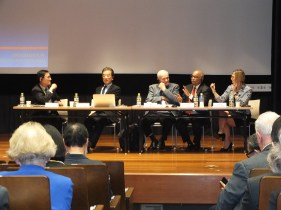 Panel: Risk of Civil Use of Nuclear Energy