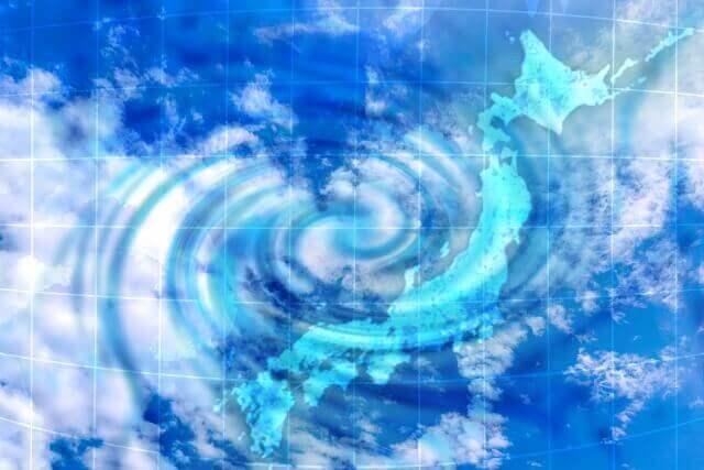 台風10号2020年九州
