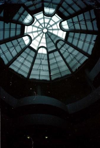 Guggenheim Museum Plafond