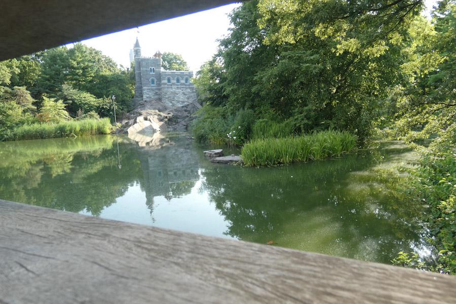 Central Park - Belvedere Castle en Turtle Pond
