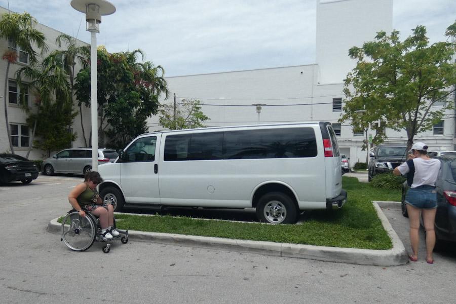 Onze tweede Chevrolet Express