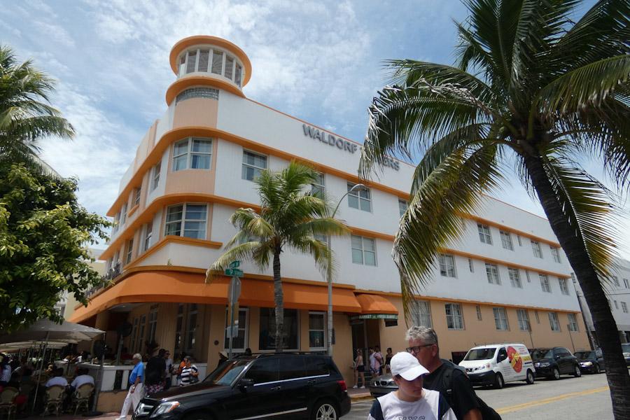 Ocean Drive, Miami, Art Deco District