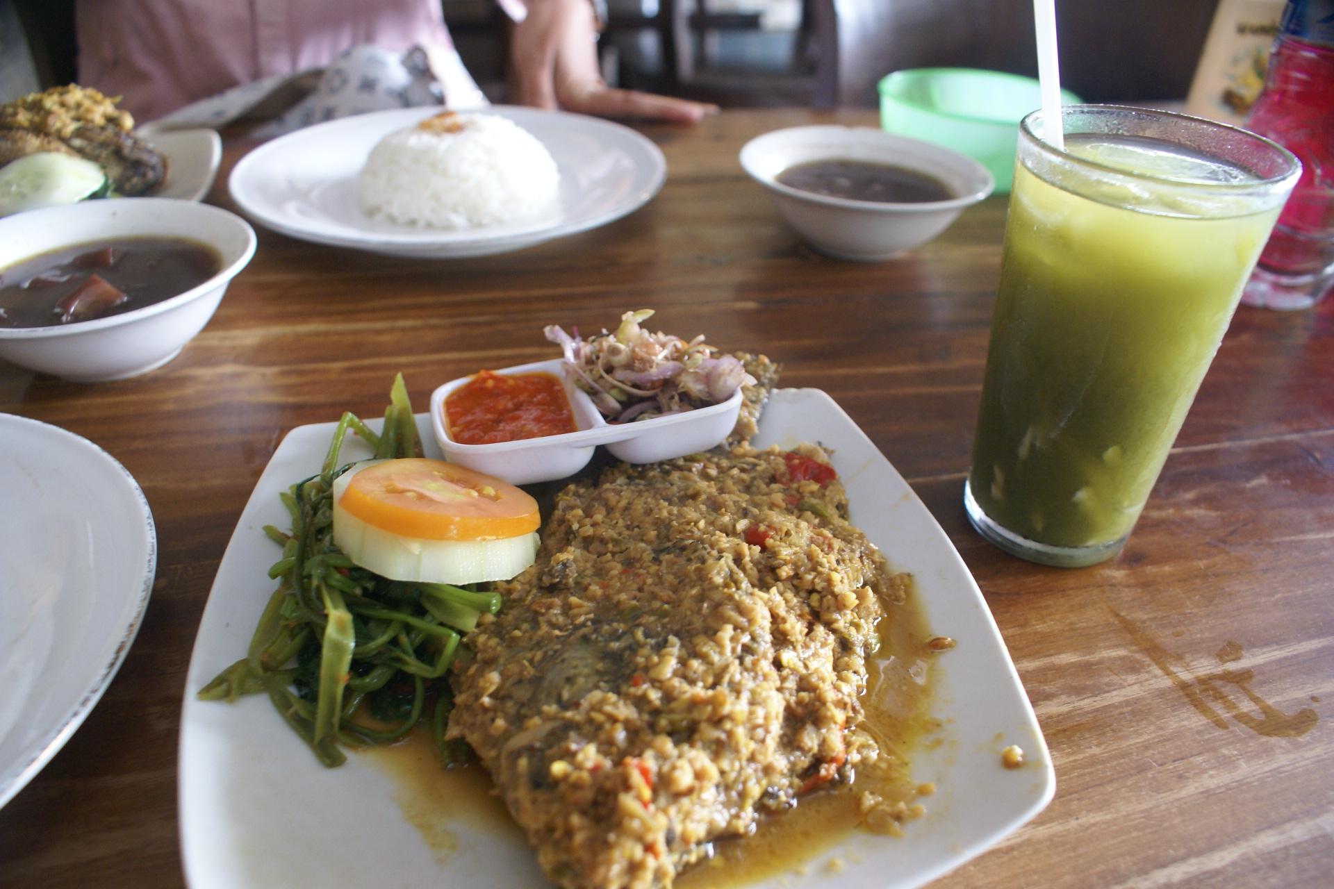 5 Kuliner Murah di Bali: RM Pak Bagong Khas Mujair