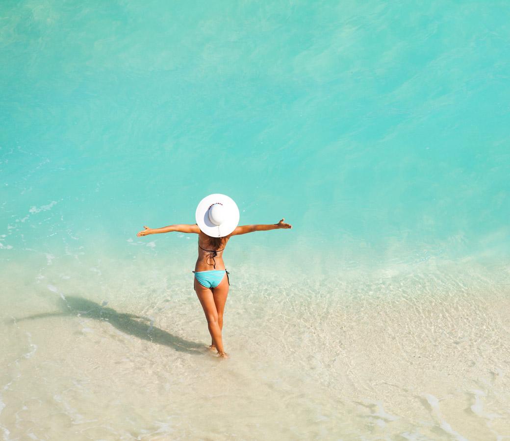Kaitske nahka päikese eest: valige usaldusväärne päikesekaitsevahend