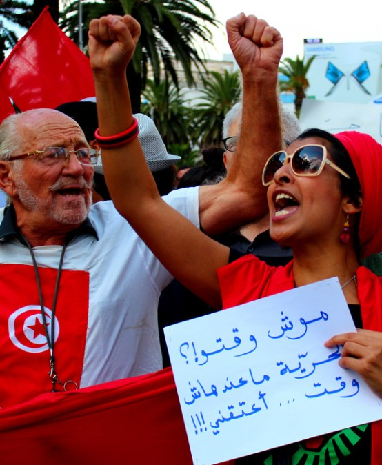 Tunisia: the first success story of the Arab Spring?