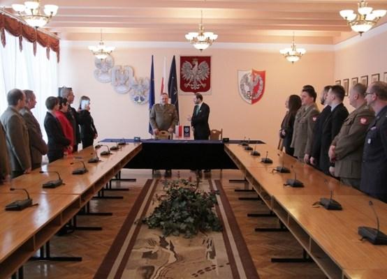 Porozumienie zAkademią Obrony Narodowej