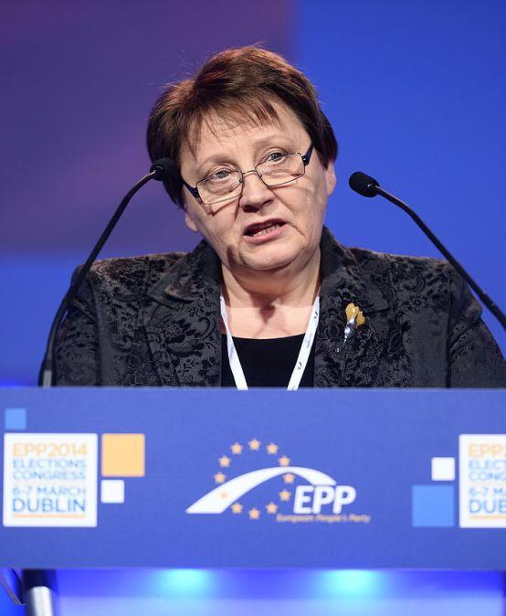 Laimdota Straujuma nowym premierem Łotwy