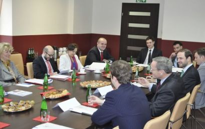 Missile Defence Meeting in Casimir Pulaski Foundation