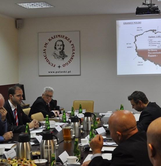 Debata ekspercka nt.stanu Wojsk Lądowych RP