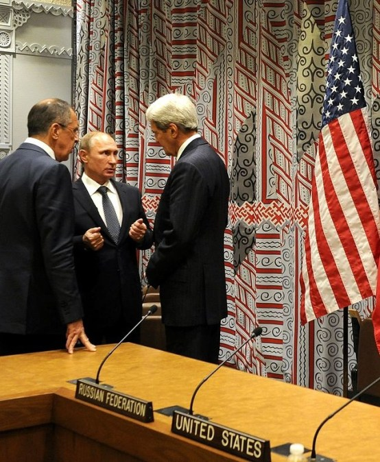 Russian involvement in Syria as a geopolitical game-changer for the region and the world