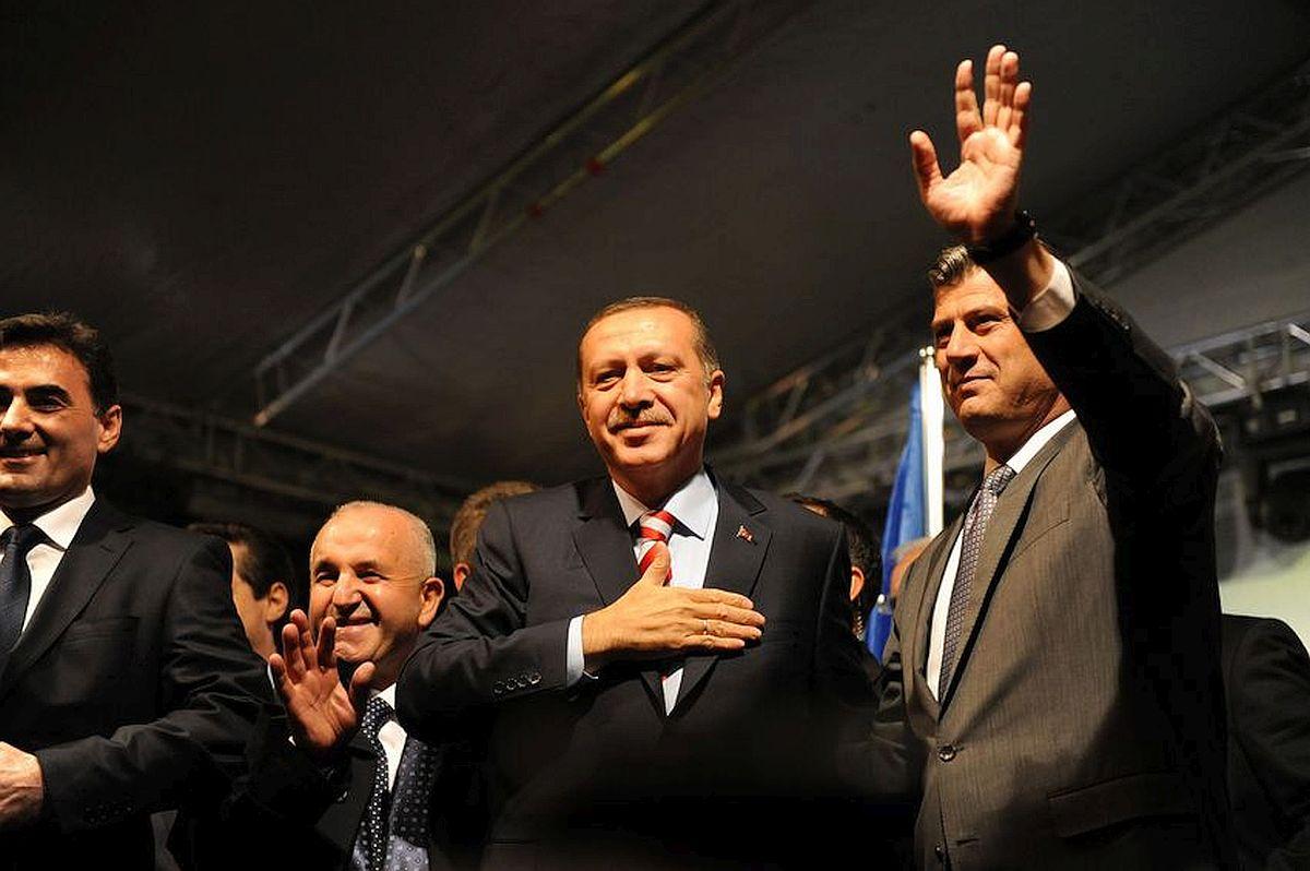 Łukasz Polinceusz oszczycie UE-Turcja wPolskim Radiu