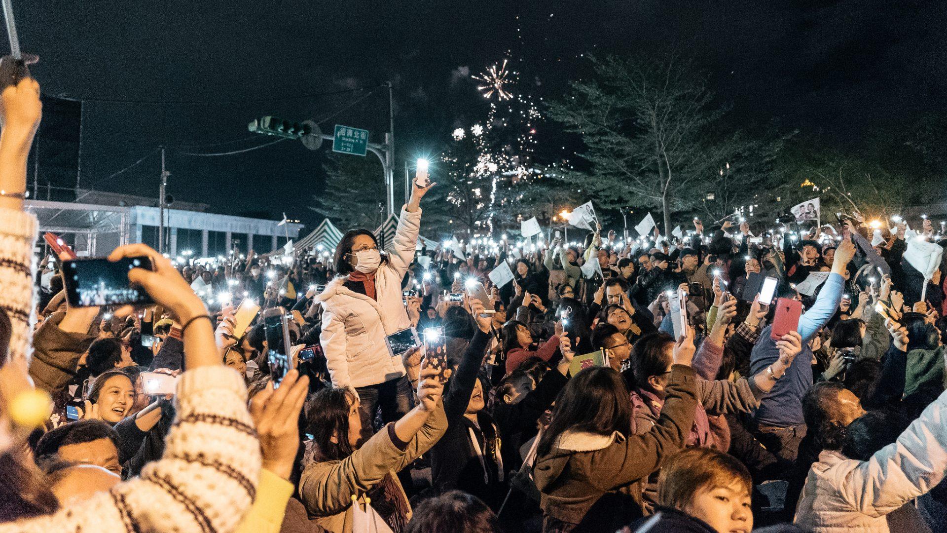 Wybory naTajwanie – konsekwencje dla Chin iStanów Zjednoczonych