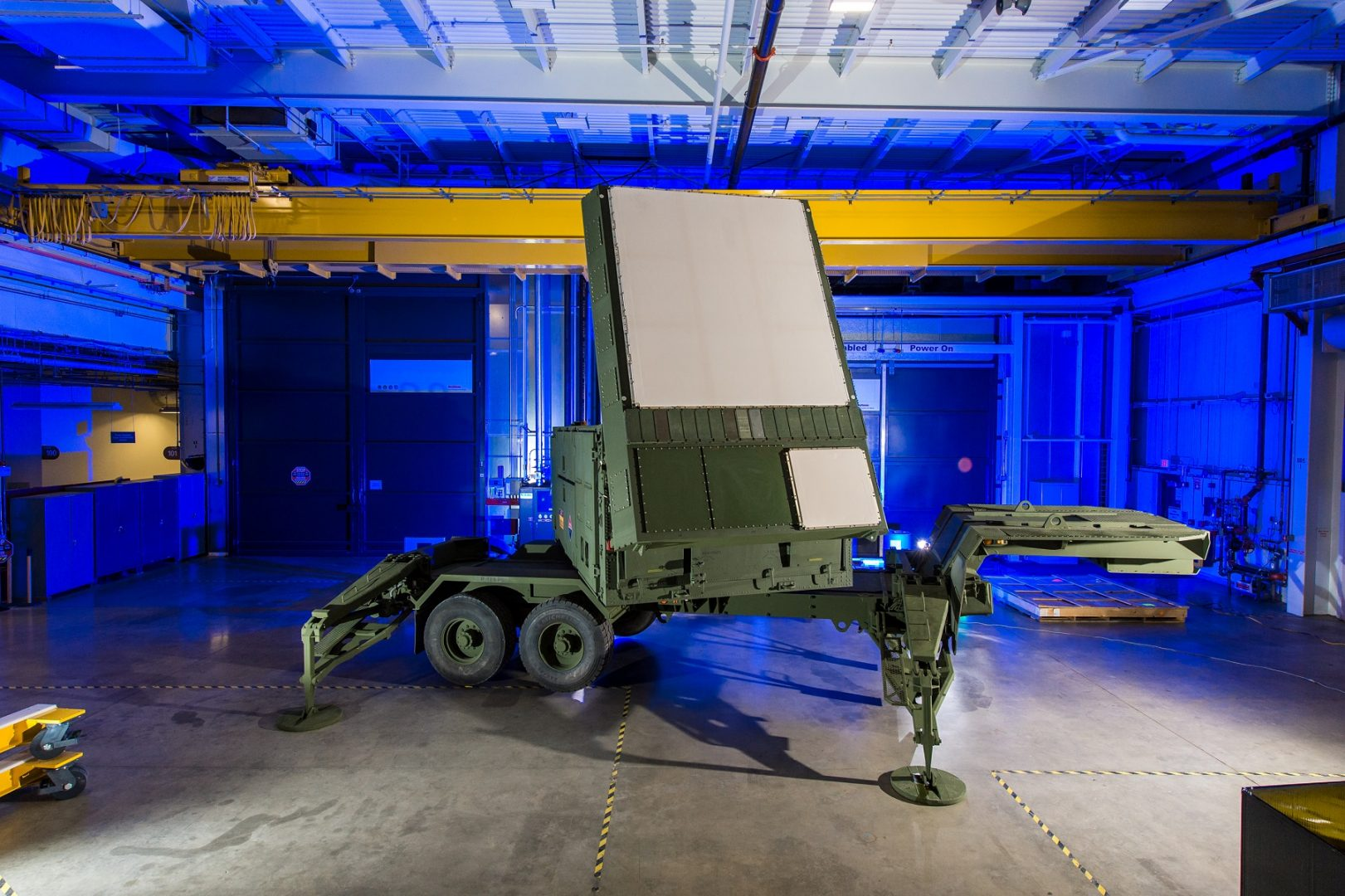 Foundation's experts in the US, discussing Air and Missile Defence