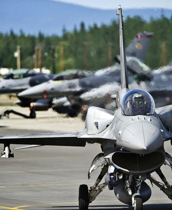 Współpraca armii zsektorem prywatnym – szansa nausprawnienie systemu szkolenia nasamolotach F-16