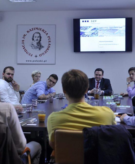 V4 goes cyber: Warsaw – współpraca kluczem dobezpieczeństwa cyberprzestrzeni państw V4