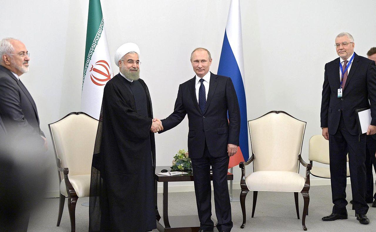 Iran, Russia, Turkey: A New Middle Eastern Trio?