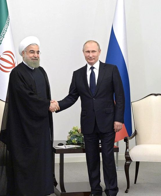 Iran, Russia, Turkey: A New Middle Eastern Trio?