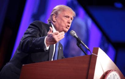 Doktryna Trumpa czyspontaniczne działanie?