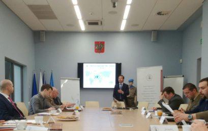 Pulaski Foundation's seminar 'Poland in UN peacekeeping missions' in Veteran's Centre