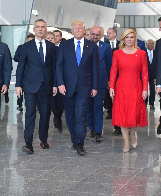 KOMENTARZ: Prezydent Trump z wizytą w Polsce