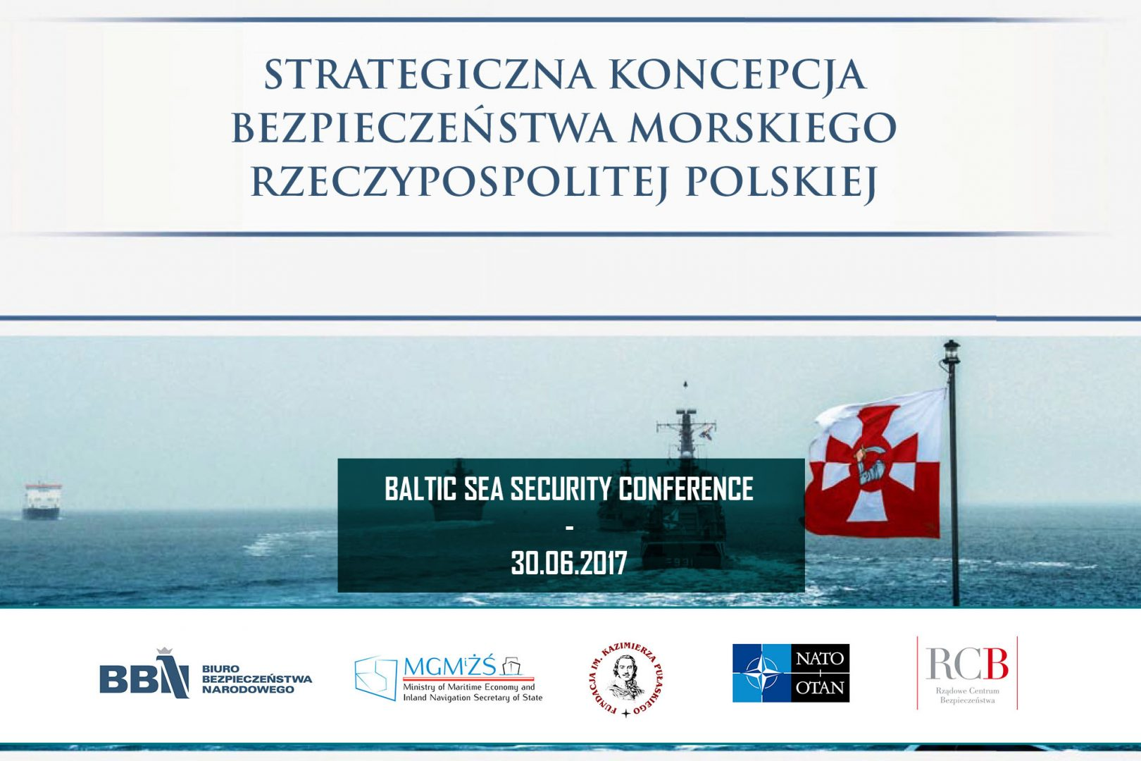 Strategic Concept of Maritime Security to be presented during BSSC 2017