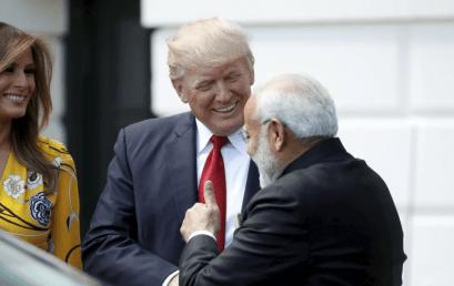 KOMENTARZ: Indie iStany Zjednoczone zacieśniają współpracę ekonomiczną imilitarną