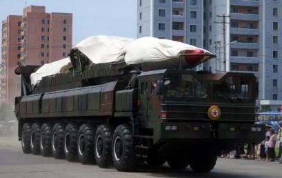KOMENTARZ: Korea Północna testuje nowy pocisk balistyczny – game changer wrelacjach zeStanami Zjednoczonymi?