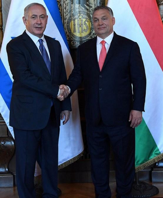 POLSKIE RADIO 24 | Ekspert FKP Łukasz Polinceusz: Pierwszy raz odblisko 30 lat premier Izraela odwiedza Węgry