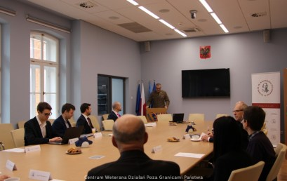 "Seminar: ""Poland toward NATO's out of area missions"""