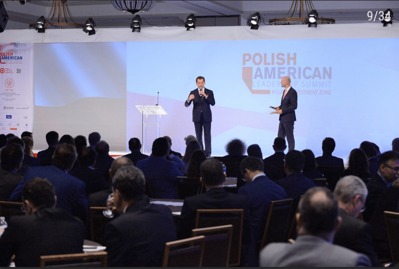 Investment, innovation, deepening economic cooperation – a summary of the Polish-American Leadership Summit: Poland Investment Zone
