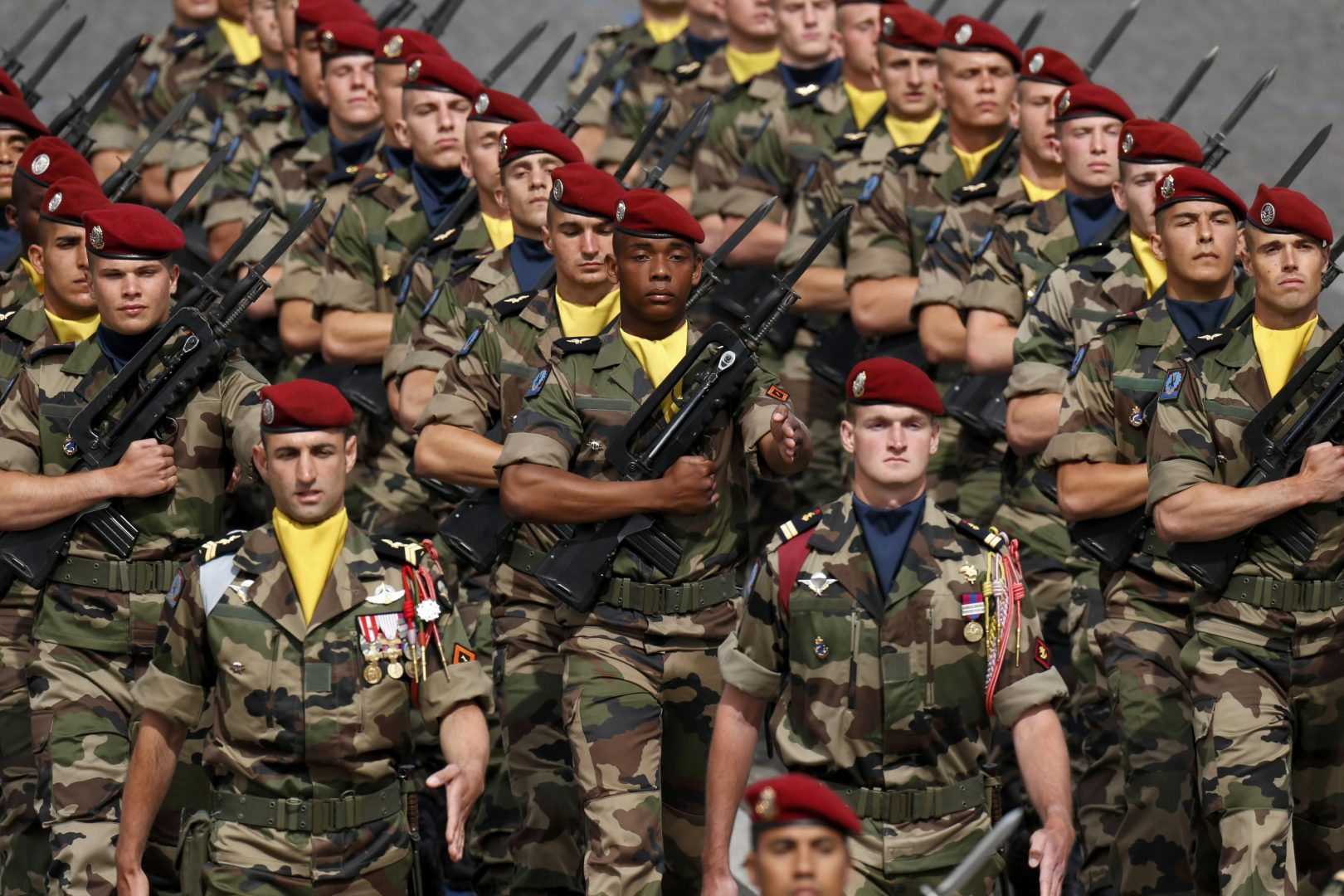 ANALIZA: The European Security Force – a step-by-step approach towards an European Army?