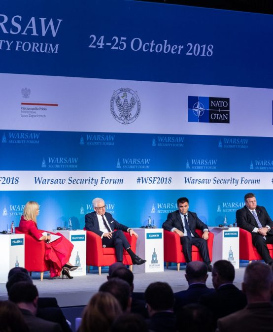 Warsaw Security Forum 2019 | #WSF2019