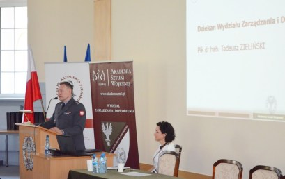 "Industrial-Scientific symposium ""Managing defence industry enterprises""."