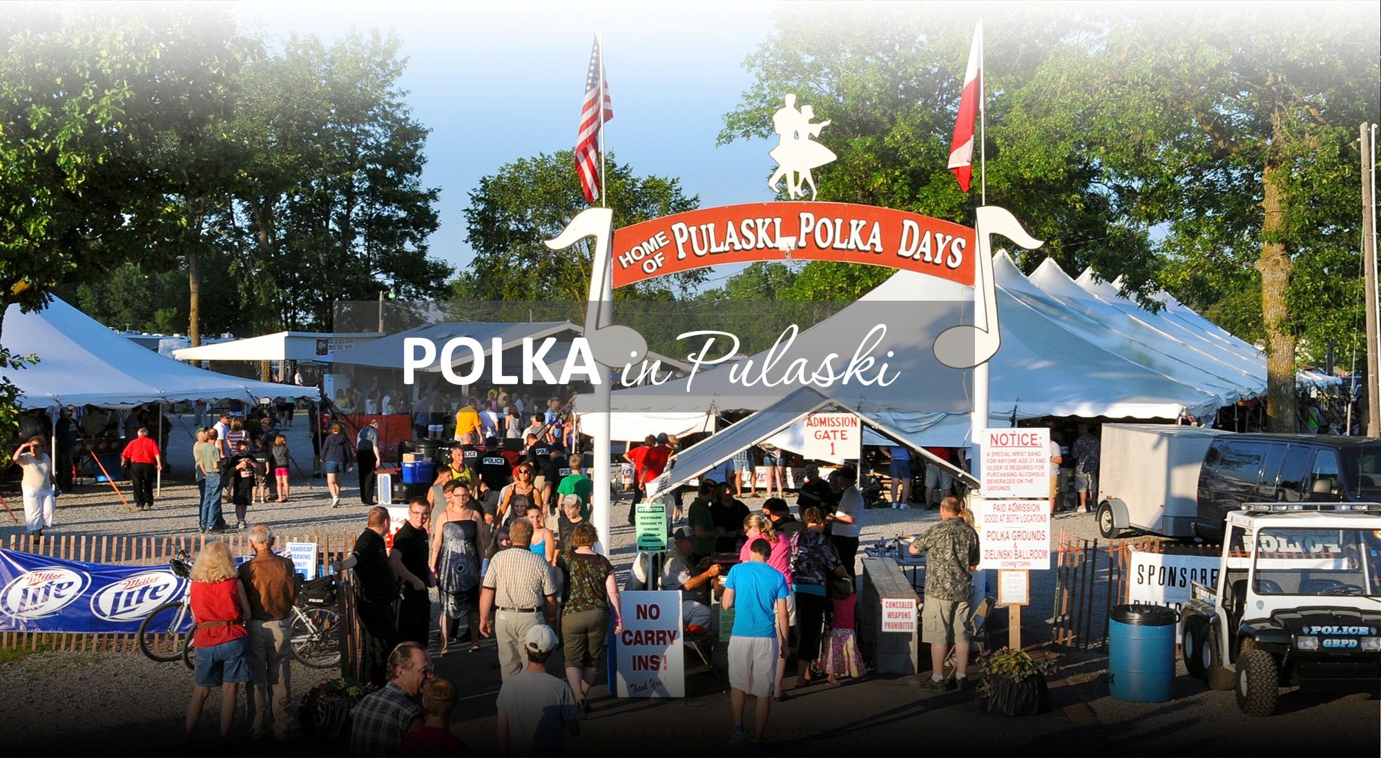 Polka in Pulaski