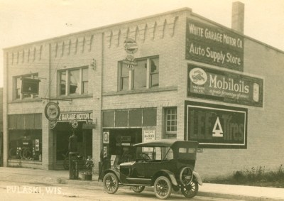 White Garage Motor Co