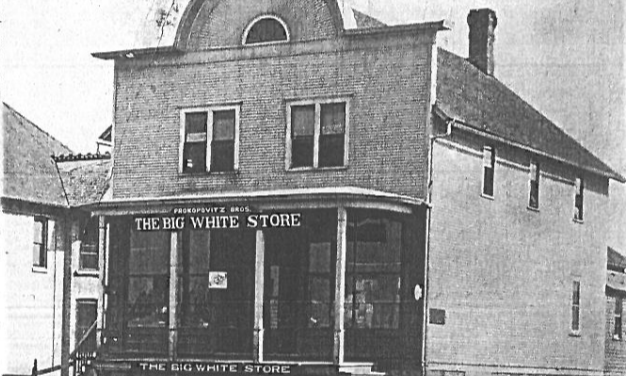 History of The White Store