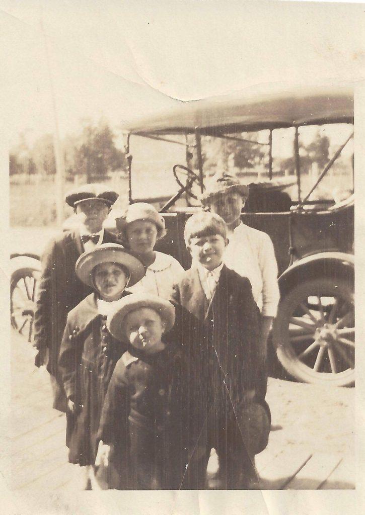 Help identify these children. Photos from Maggie Gajewski.