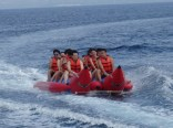 Banana Boat Bali Dream Walk