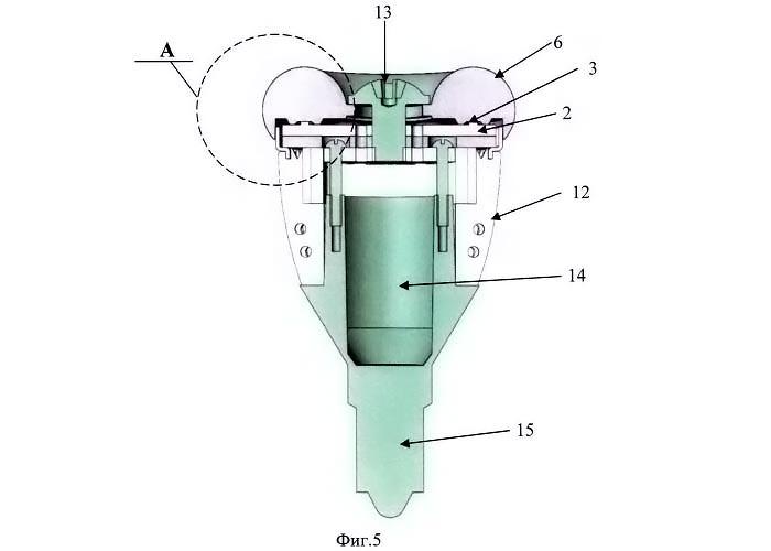 светодиодная лампа с первичной оптикой в виде усеченного тора