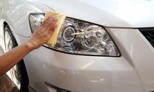 como cuidar el faro del coche