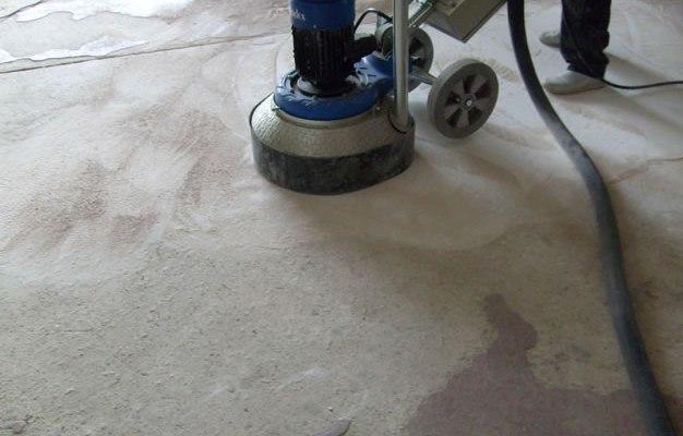 Pulido de concreto