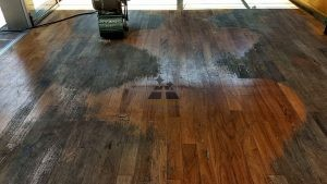 pulido de pisos de madera 1