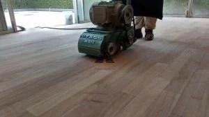 pulido de pisos de madera 7